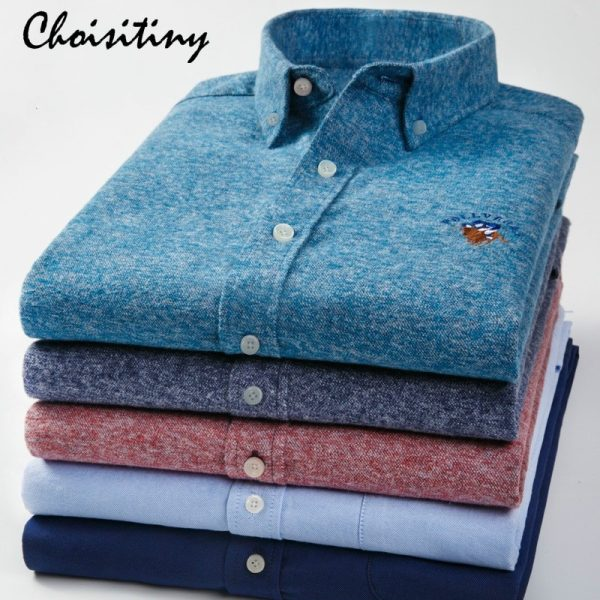 100% Cotton Plain Shirt