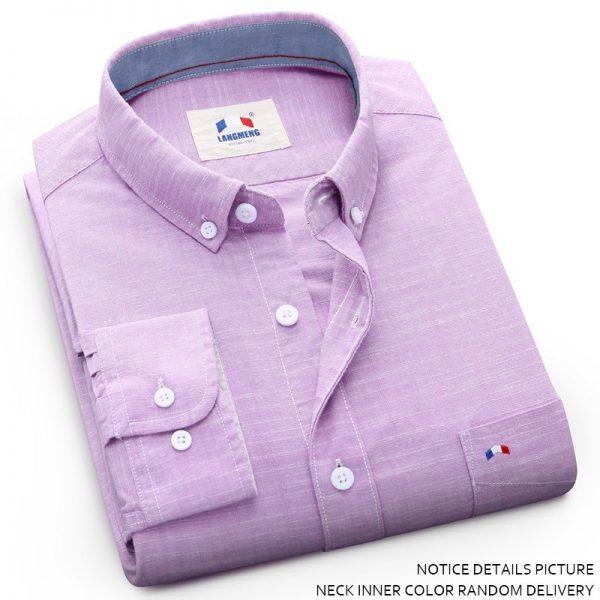 Bamboo Cotton Shirt Casual Shirts