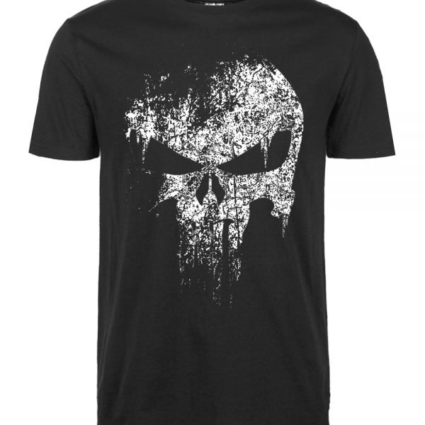 Casual Punishes Skull T Shirts