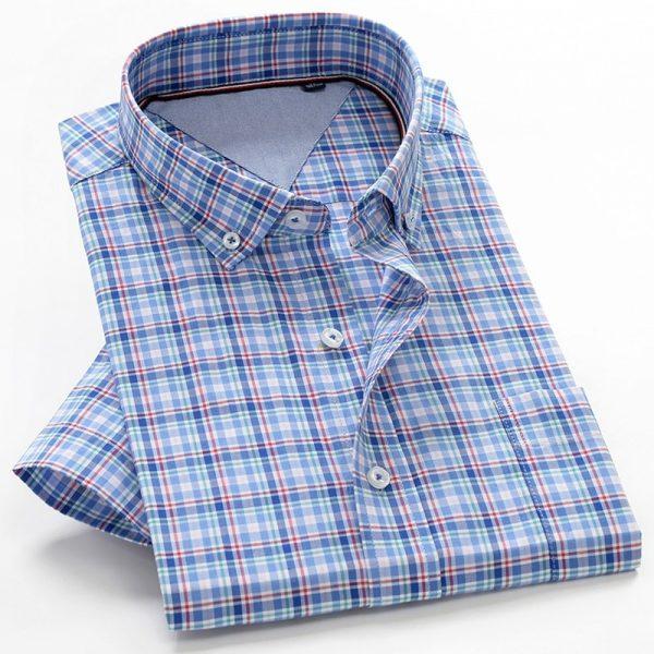 Short Sleeve Shirt Business Shirts
