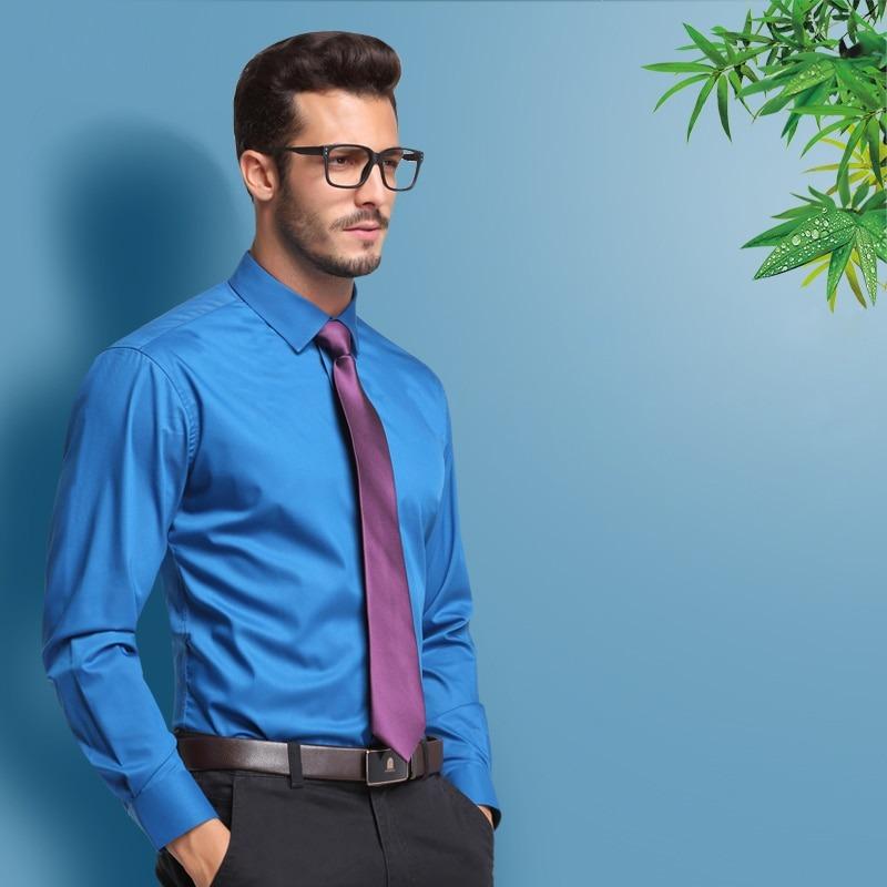 Bamboo Fiber Dress Shirts