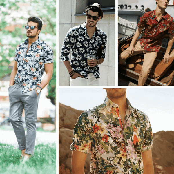 Choosing Good Mens Floral Shirts