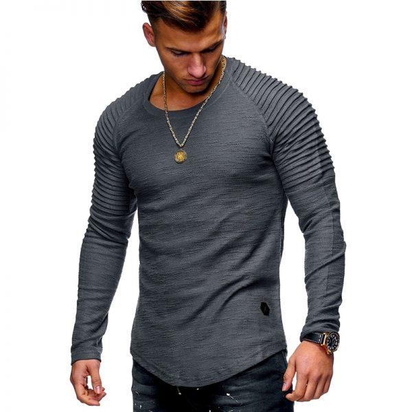 Fashion Tops Long Sleeve T Shirt