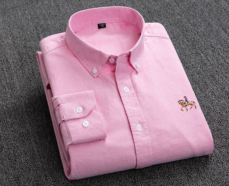 Men's Pink Shirt For Any Occasion