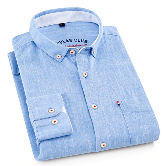 The Best Fabric For Mens Linen Shirts