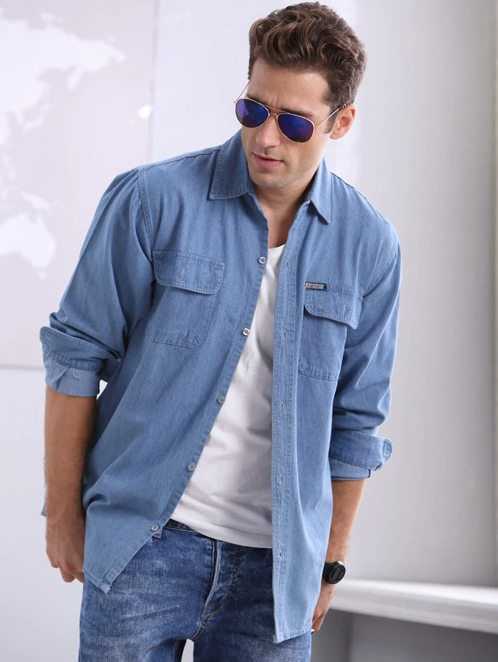 Types of Casual Shirts For Men
