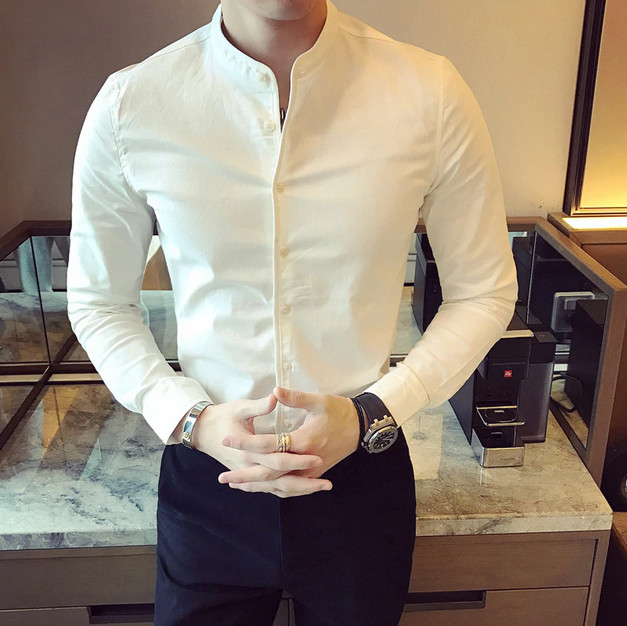 White Shirt For Men - What Kind of Clothes Should You Wear?