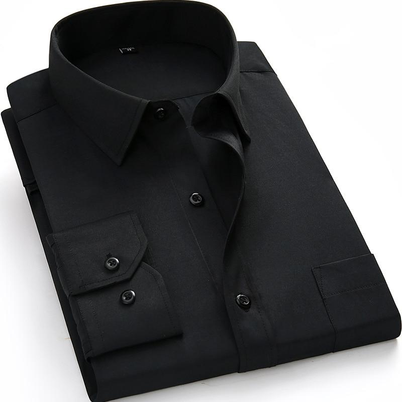 Business Casual Shirts Long Sleeved Shirt