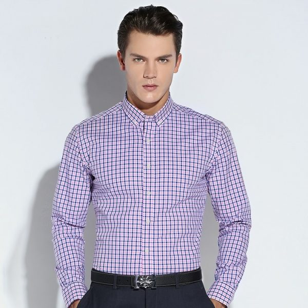 Fashion Cotton Shirt Men Casual Shirts