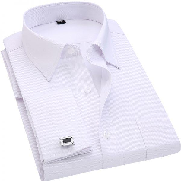 French Cufflinks Business Dress Shirts