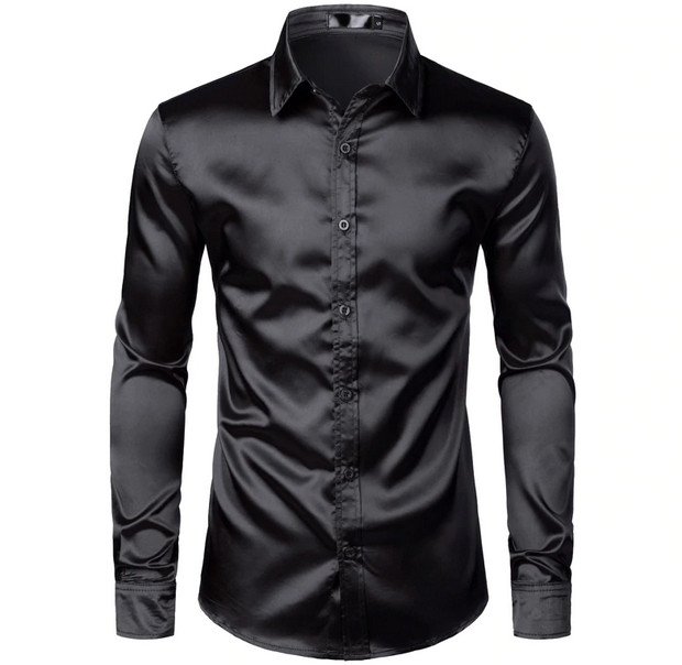 What A Black Shirt For Men Means To You
