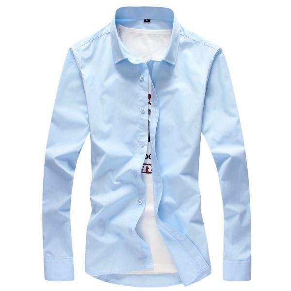 Dress Shirts Business Formal Shirt