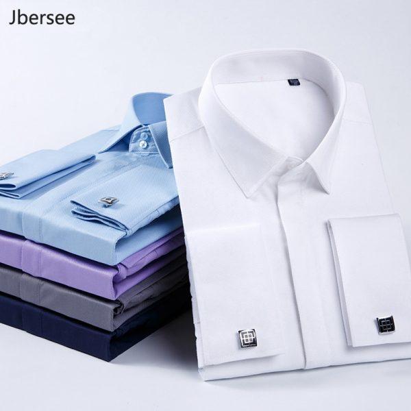 Fashions French Cuff Luxury Shirt