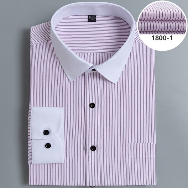 Long Sleeved Shirt Fashion Causal Dress