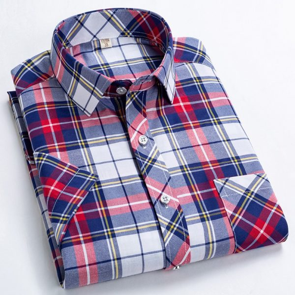 Classic Shirt Leisure Fashion Shirts