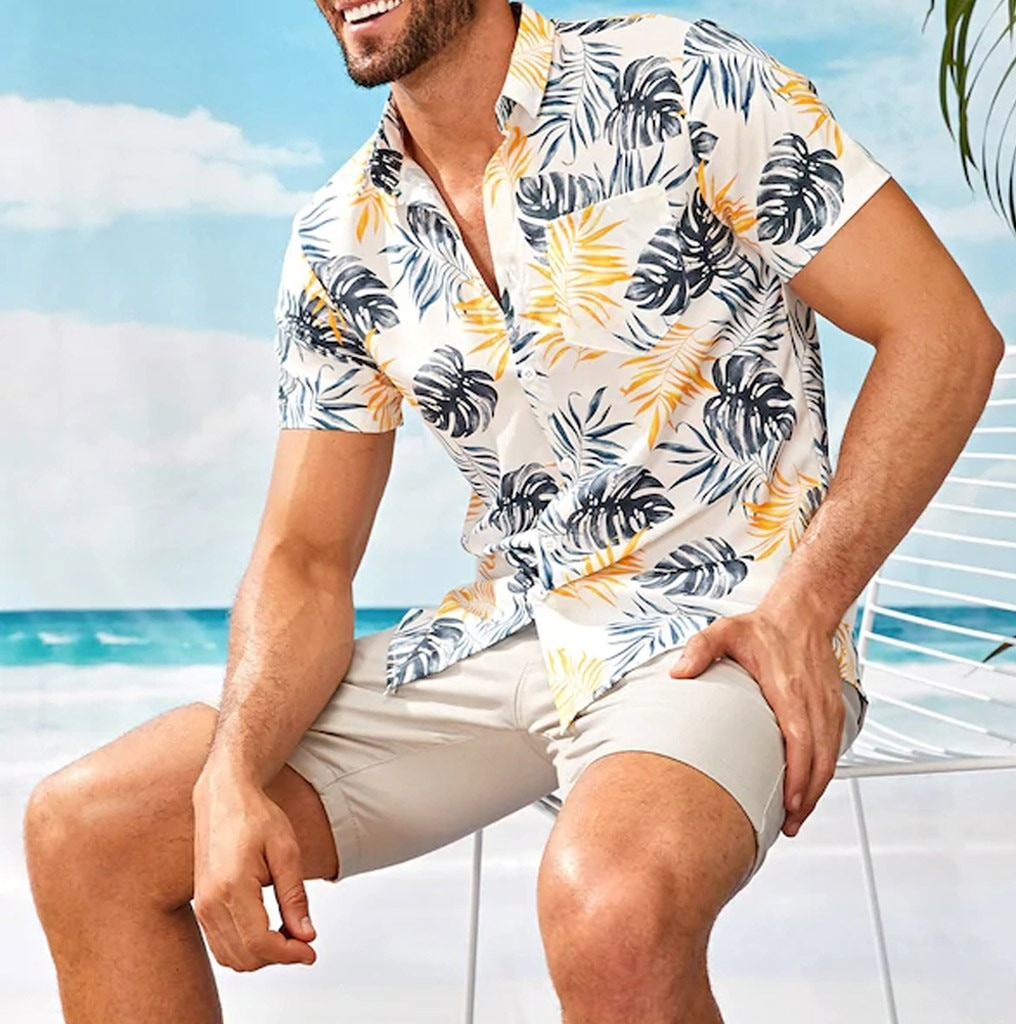 Hawaiian Shirt - Buying a Hawaiian Shirt