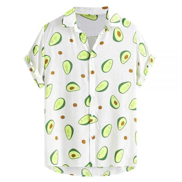 Hawaiian Shirts Short Sleeve Casual Shirts