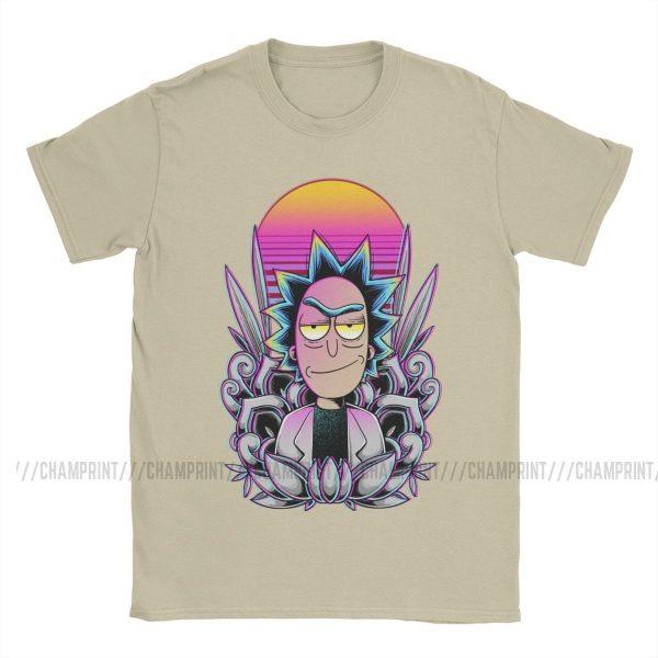 Men's T Shirt Cartoon TV Series T-Shirts