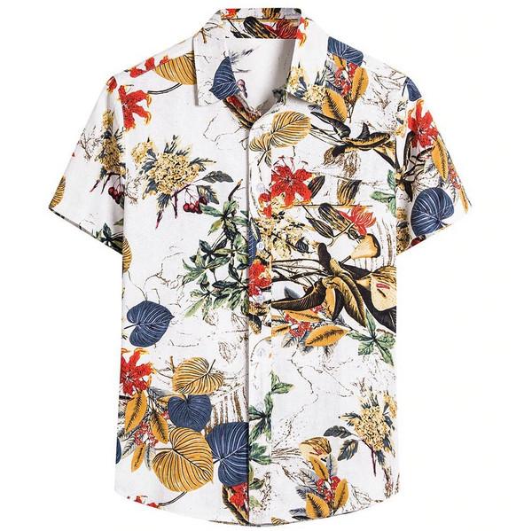 What Is a Hawaiian Henley Shirt
