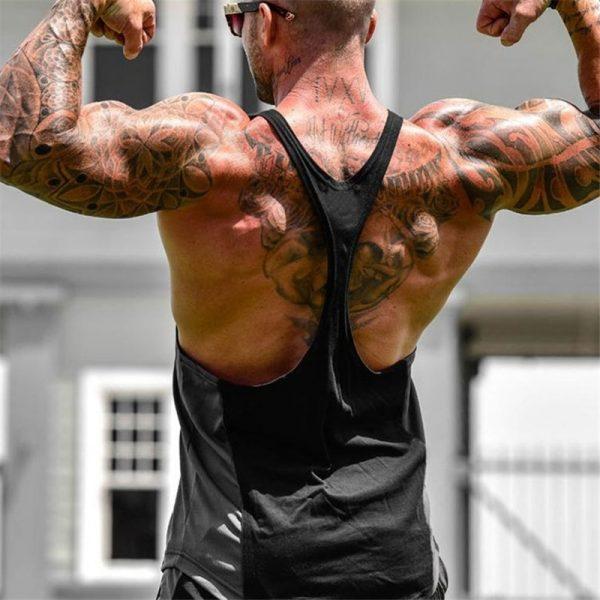 Bodybuilding Stringer Tank Tops