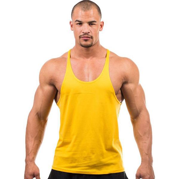 Bodybuilding Tank Top Men Stringer Tops