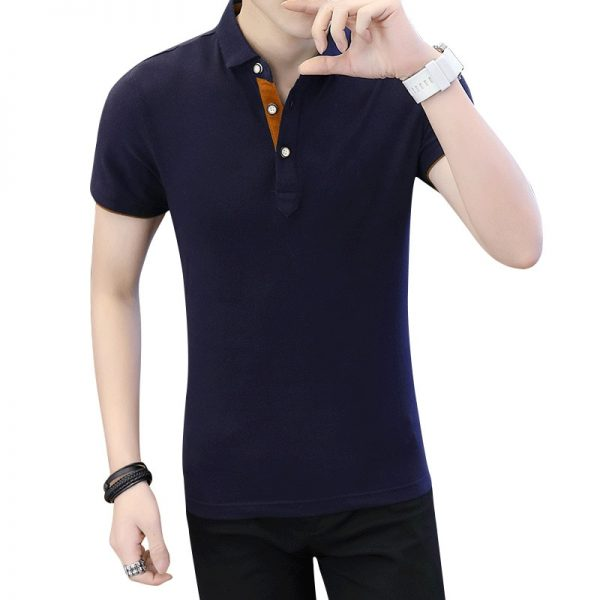 Brand Polo Shirt Summer Chemise Polo