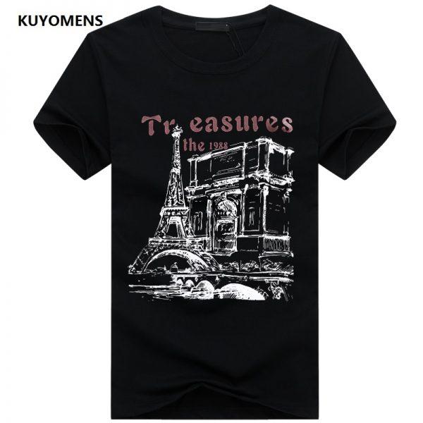 Casual Men's T Shirts Male TShirts