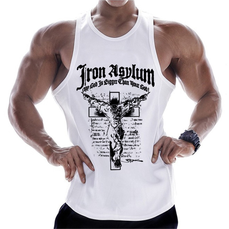 Cotton Sleeveless Shirt Tank Tops