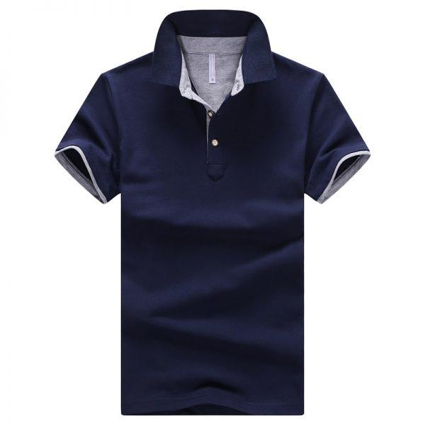 Fashion Classic Men Polo Shirt