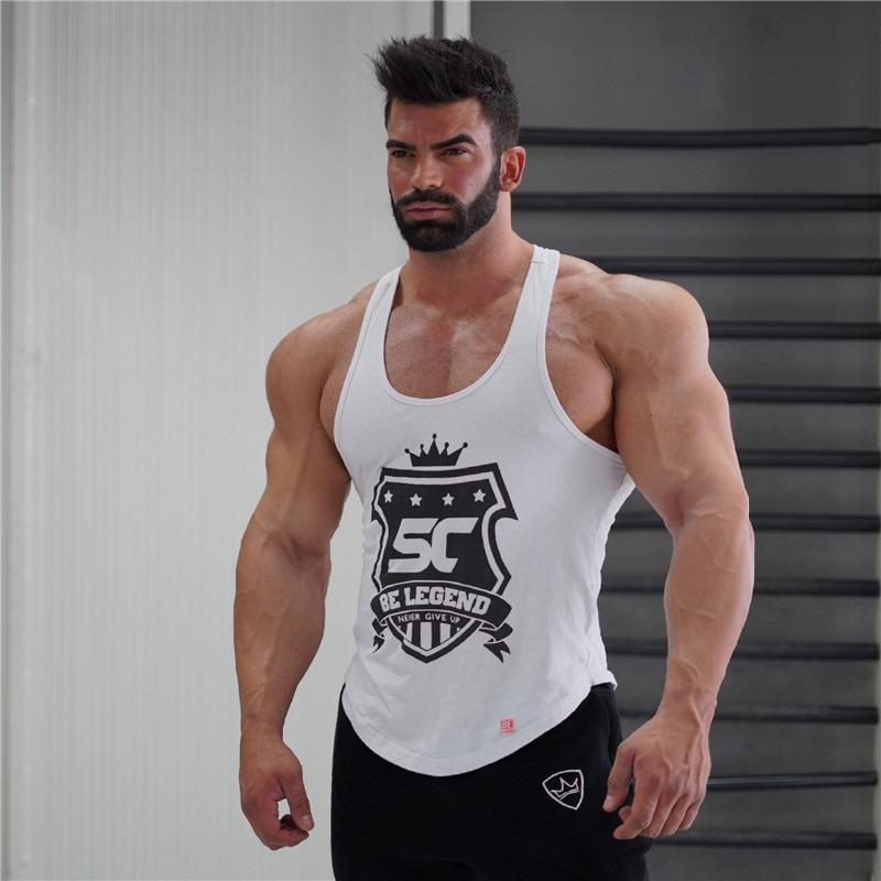 Fashion Printed Vest Summer Tops