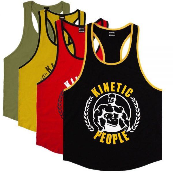 Gym Tank Tops Sleeveless Shirt