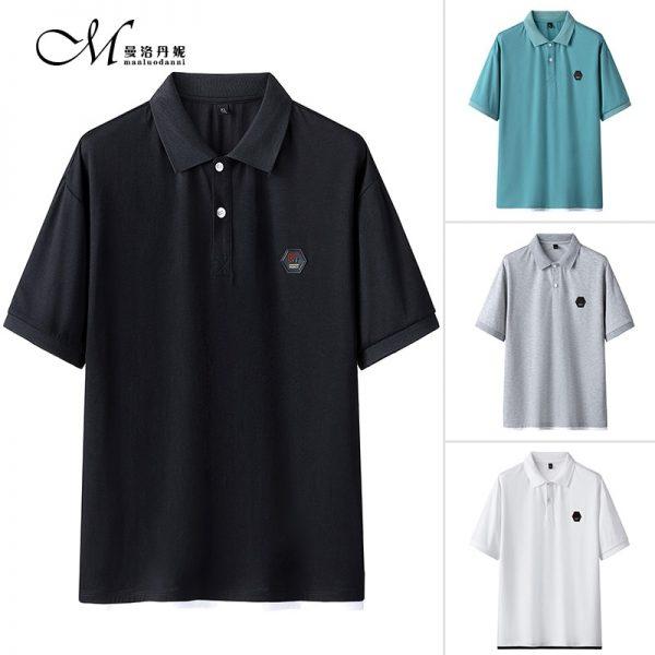 Men's Polo Shirt 100% Cotton Shirt