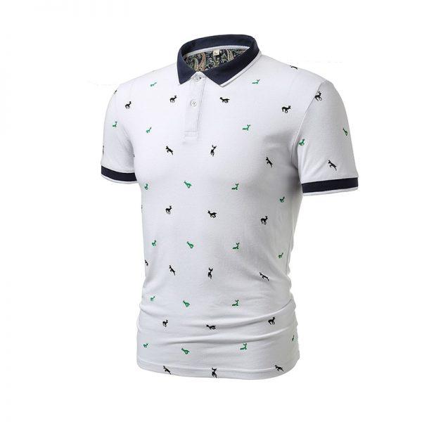Men Polo Shirt Printing Business Polo