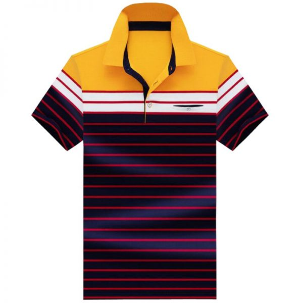 Short Sleeve Men's Polo Shirt