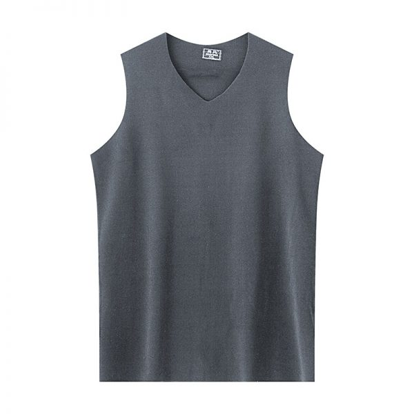 Sleeveless Casual Sportswear Vest