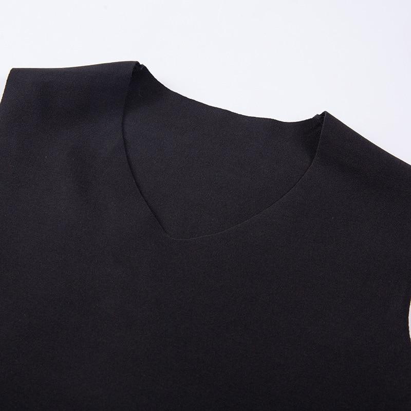 Sleeveless Casual Sportswear Vest