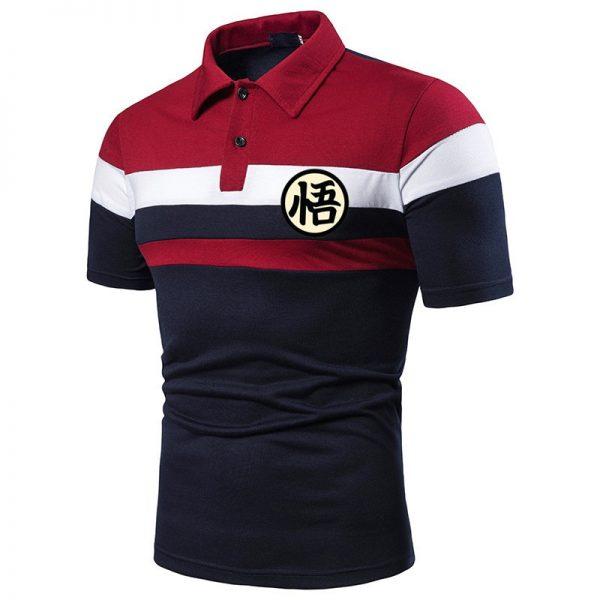 Summer Polo Shirts Dragon Ball