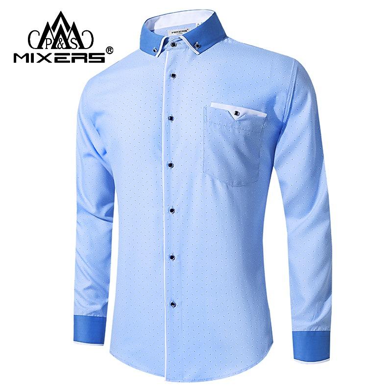 The Best Way to Wear Blue Dress Shirts
