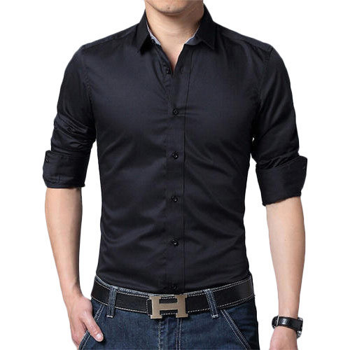 Black Shirt For Men - Finding the Right Shirt