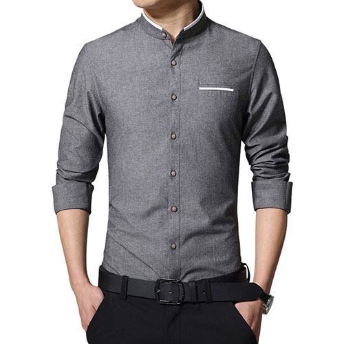 Mens Long Sleeve Shirts - Do Not Take the Chemicals Into Your Body