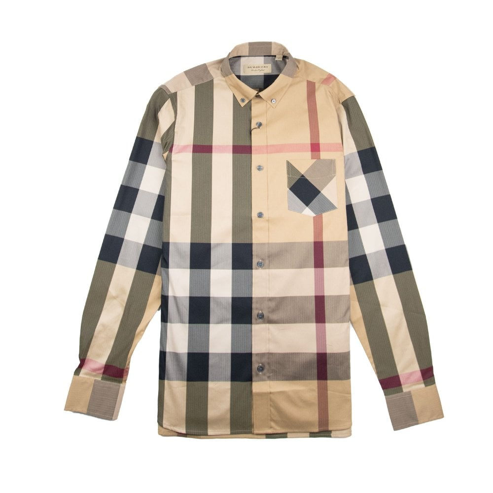 Burberry Shirt - Modern Fashion For Men