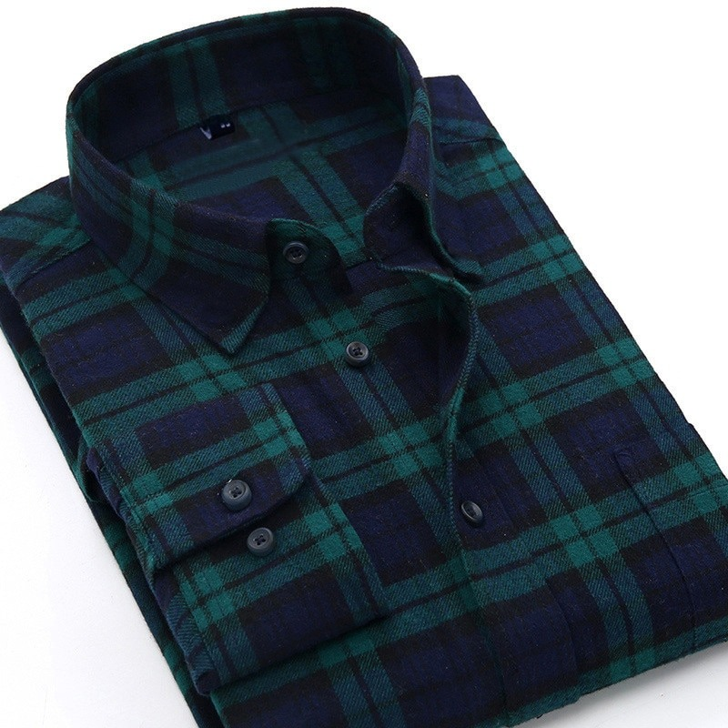 Everything You Need To Know About Flannel Shirts