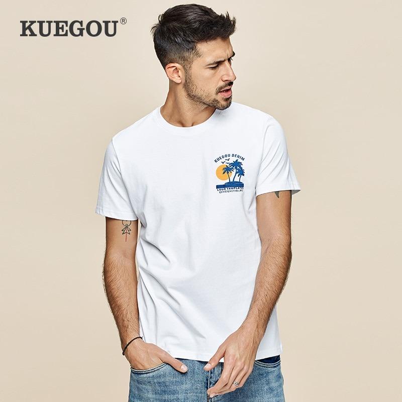 Printing White T Shirts