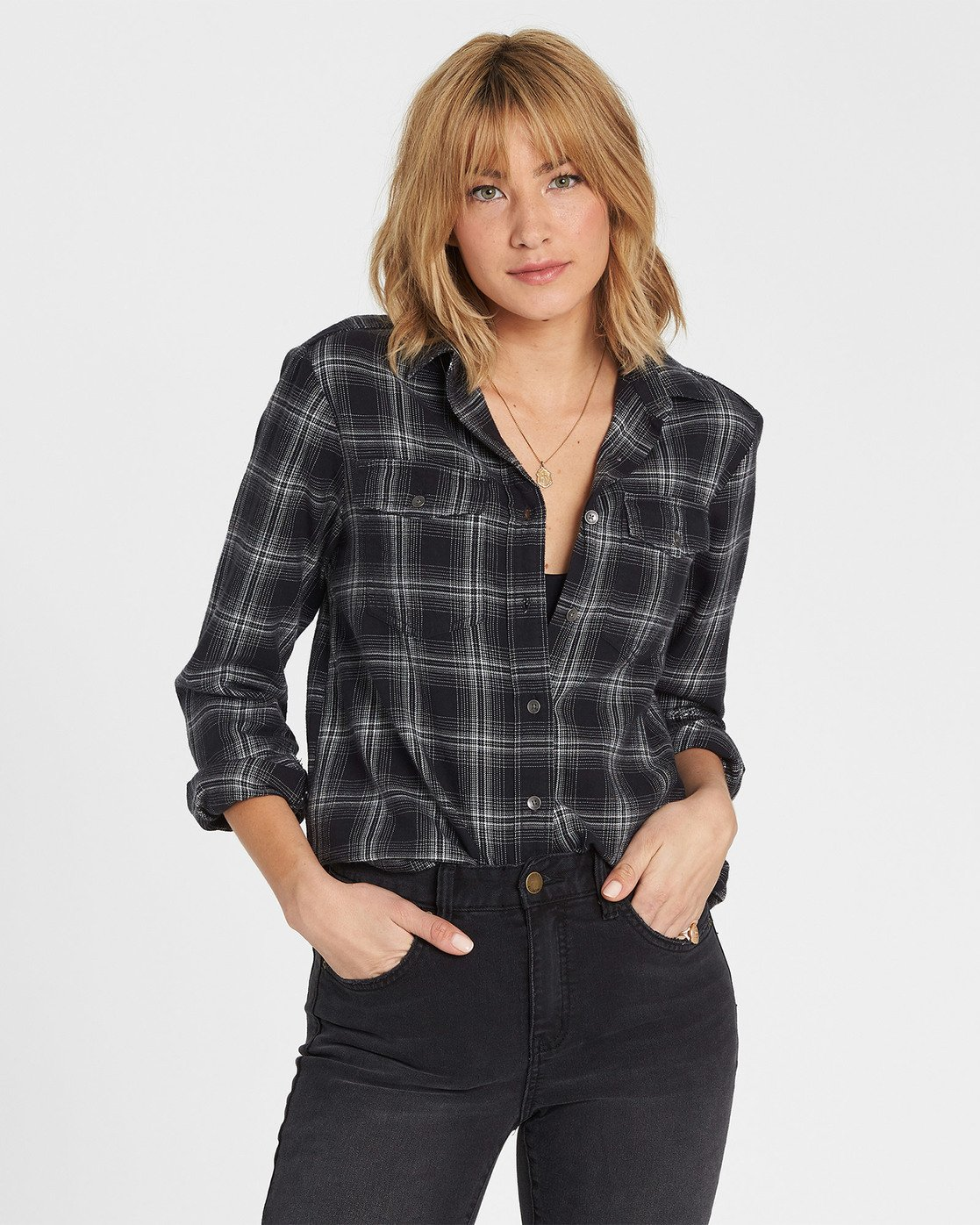 Womens Flannel Shirts and Women's Fair Trade Clothes Review