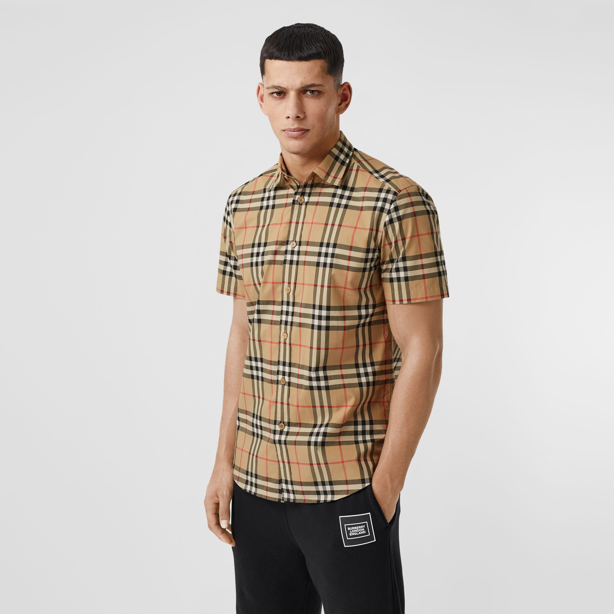 Burberry Shirt Men - The Perfect Fashion Statement