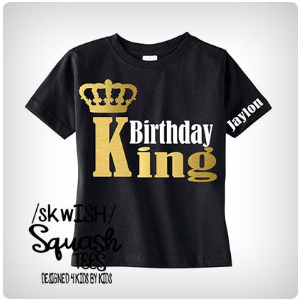 Designing Birthday Shirts for Kids
