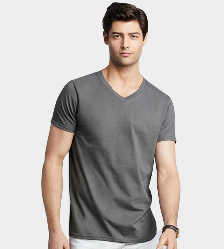 How to Wear V Neck T Shirts