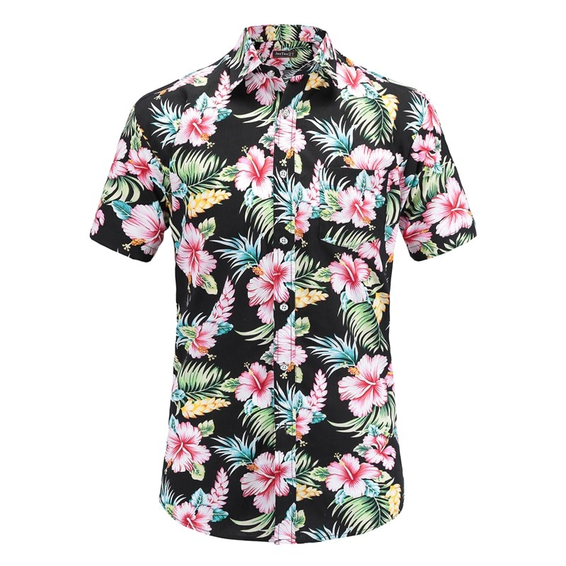 The Comfort of Hawaiian Shirts For Men
