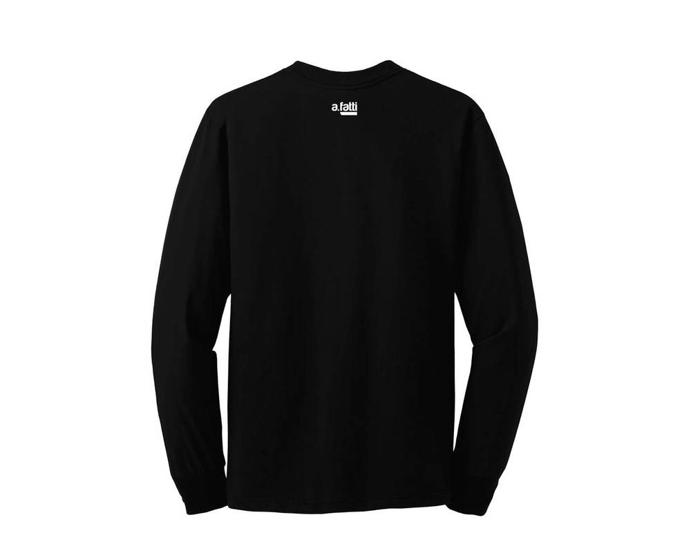 Black Long Sleeve Shirt - Timeless Fashion