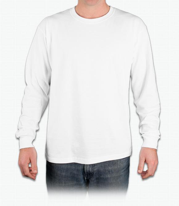 Why Men Prefer a White Long Sleeve Shirt